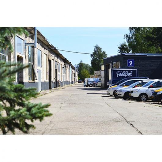 Noliktavas noma Rīgā, 360 m2