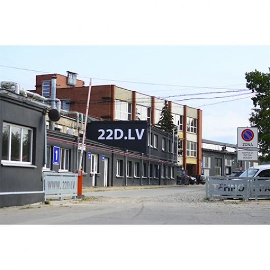 Вiroju īre Rīga, 22.4 sq/m