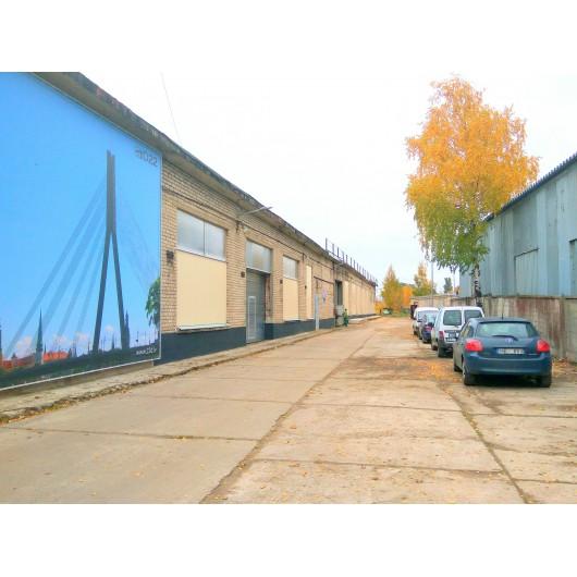 Noliktavas noma Rīgā, 130m2